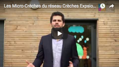 Video Crèches Expansion Family